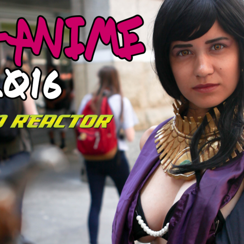 SacAnime 2016: Recap and Cosplay Music Video