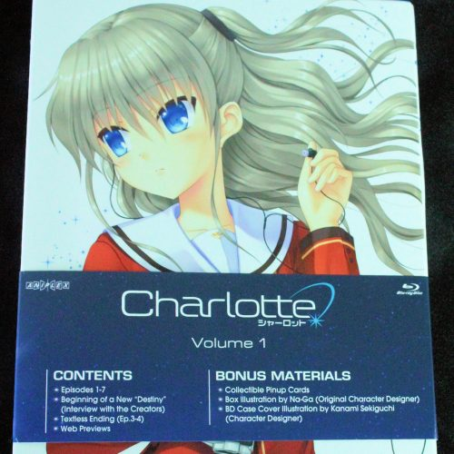 Charlotte Blu-ray Vol. 1 review