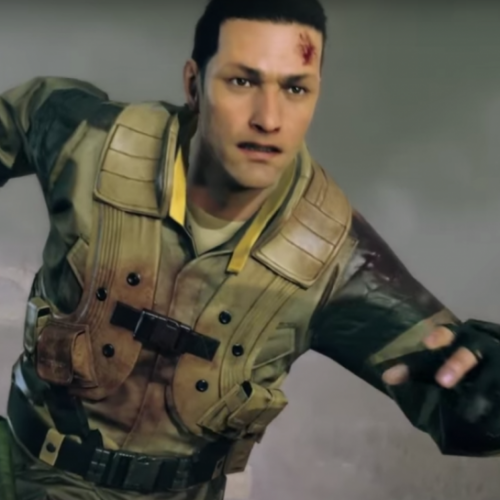 TGS 2016: First Metal Gear Survive gameplay shown