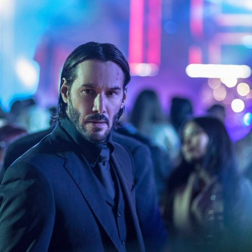 Check out the John Wick: Chapter 2 trailer where Wick goes off