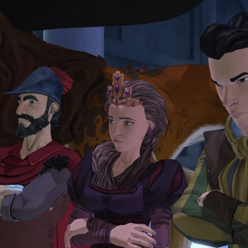 King's Quest – Chapter 4: Snow Place Like Home now available