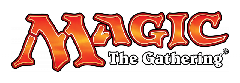 Magic- The Gathering logo