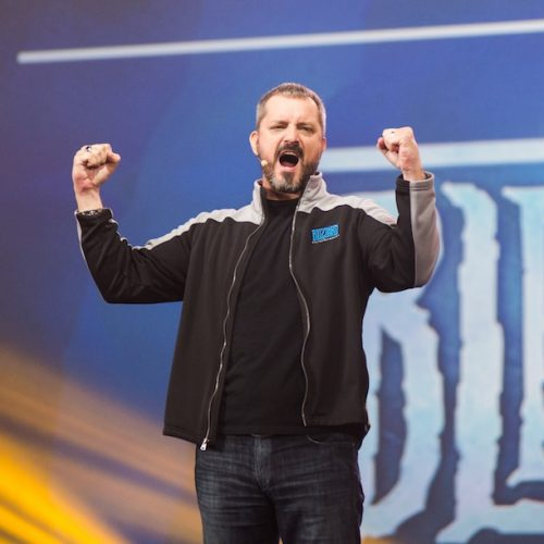 Farewell Blizzard's Mr. Metzen