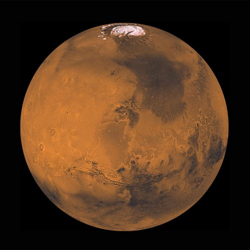 Interview: High school students develop source of energy on Mars