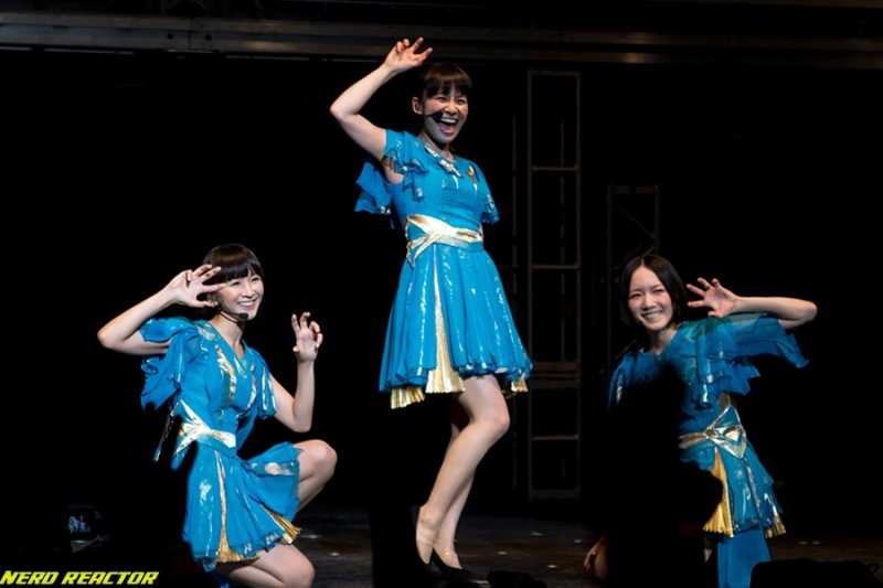 Perfume travels to US with 2nd tour -Cosmic Explorer- Nerd ...
