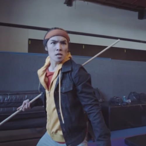 Ryan Potter wants to be Robin in upcoming solo Batman film