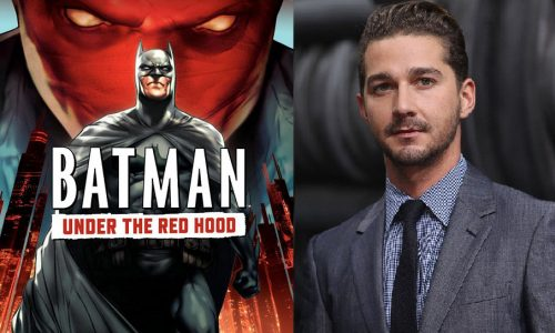 Would you like to see Shia Labeouf as the Red Hood?