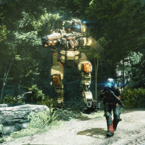 Respawn aims to set bar high with Titanfall 2's single player campaign