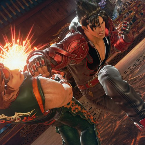 Round 1 to include Tekken 7 arcade machines this December