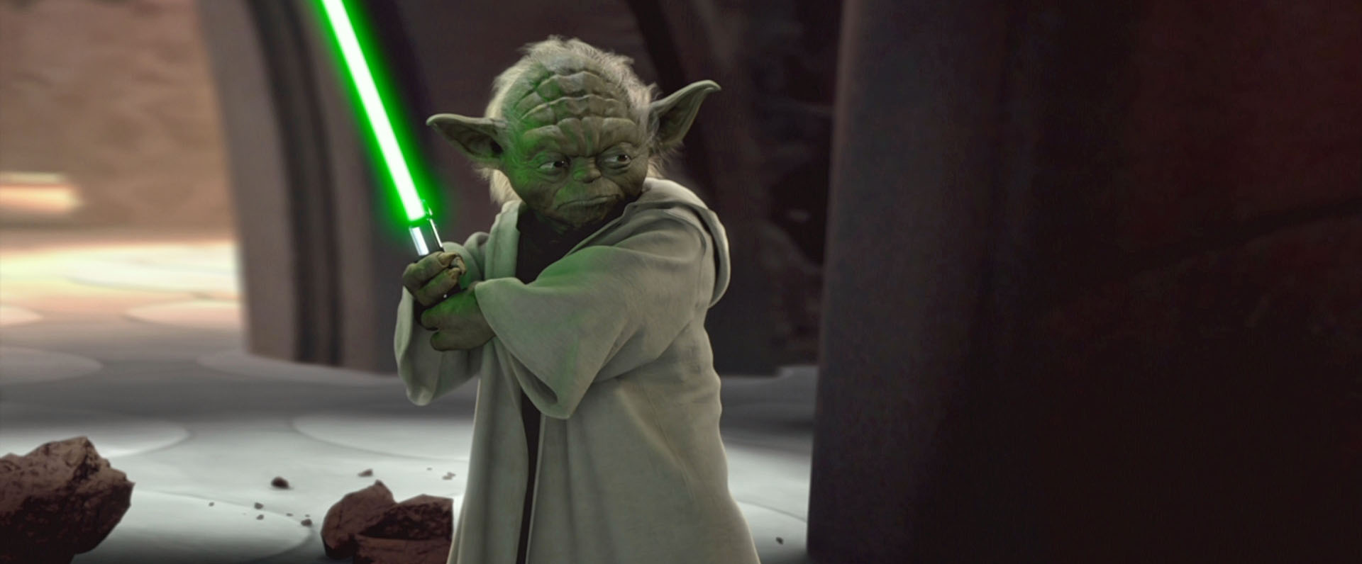 upcoming star wars comic  reveal untold chapter  yoda