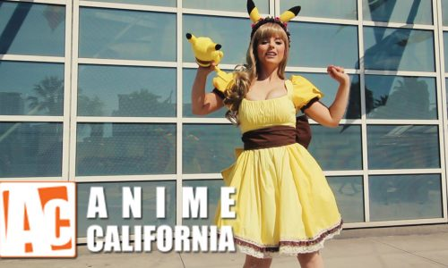 Anime California 2016 Cosplay Music Video