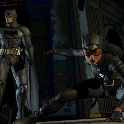 New 'Batman: A Telltale Series' screenshots show off Penguin
