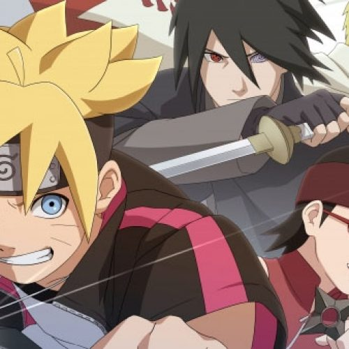 Road to Boruto expansion coming to Naruto Shippuden: Ultimate Ninja Storm 4