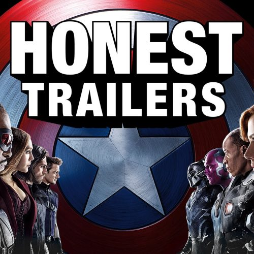 Captain America: Civil War gets an Honest Trailer