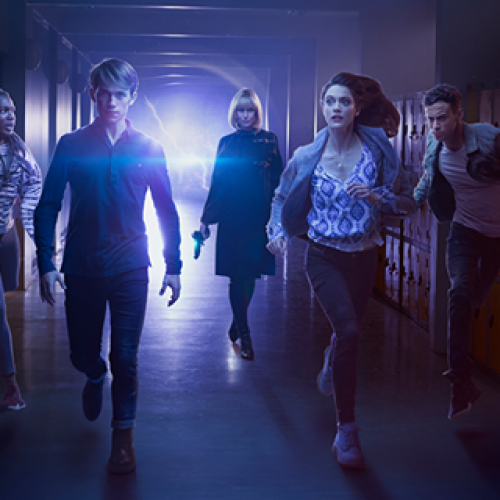 Doctor Who spin-off Class shows a bit more in new trailer