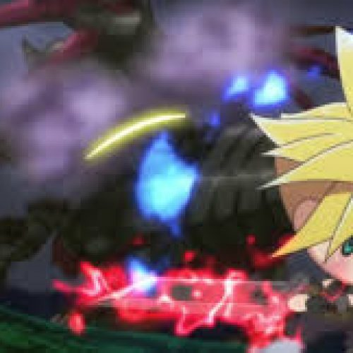 New World of Final Fantasy trailer features anime cutscenes