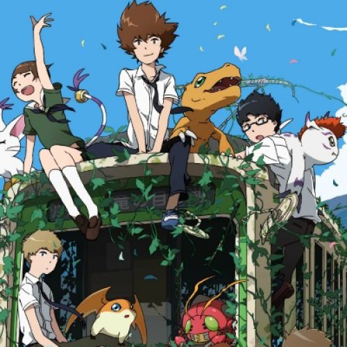 Shout! Factory has licensed Digimon Adventure Tri in North America