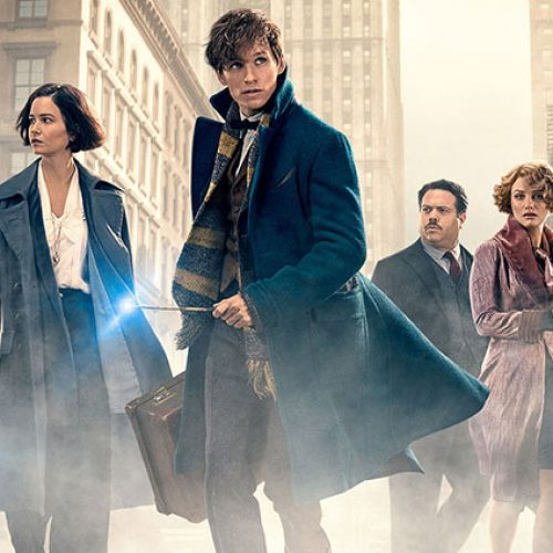 J.K. Rowling publishes final installment of 'Magic in America' series just in time for 'Fantastic Beasts'