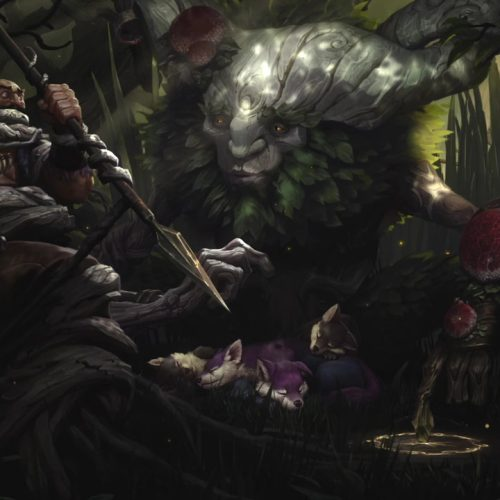 League of Legends Champion Teaser Ivern: Friend of the Forest
