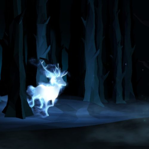Discover your Patronus on Pottermore