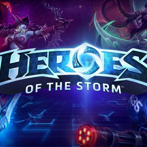 Contest: Winners of the Heroes of the Storm and Hearthstone Hero codes!