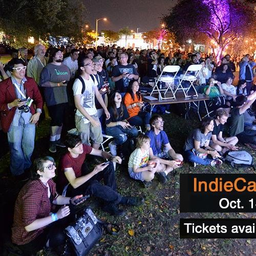 IndieCade is moving from Culver City to USC