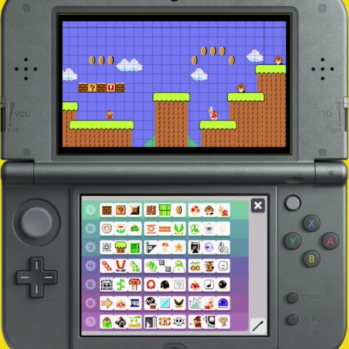 'Super Mario Maker' and 'Yoshi's Wooly World' are coming to 3DS