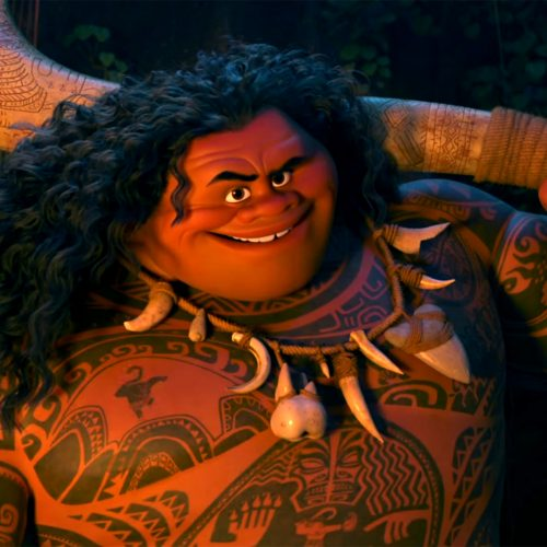 New trailer for Disney's Moana