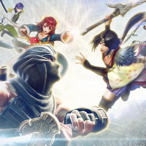 Musou Stars teaser trailer is here