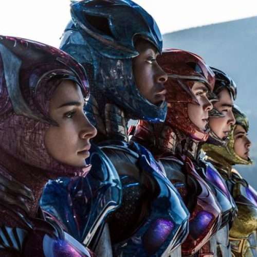 Familiar faces to appear in new Power Rangers movie