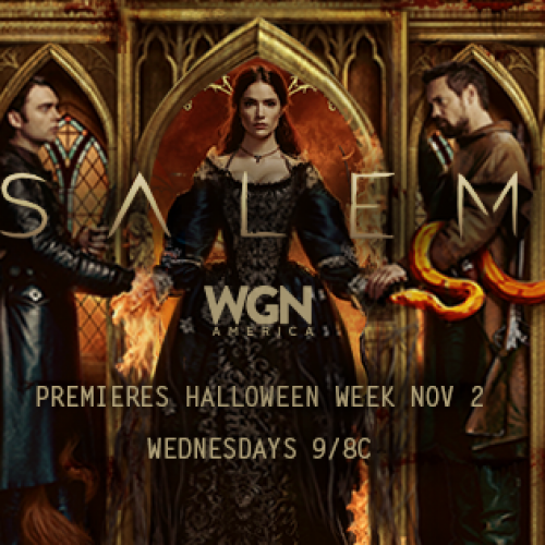 Salem's new promo warns you to 'Stay away from witches…'