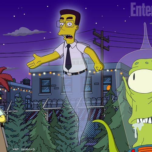 Frank Grimes returns to The Simpsons for 600th episode