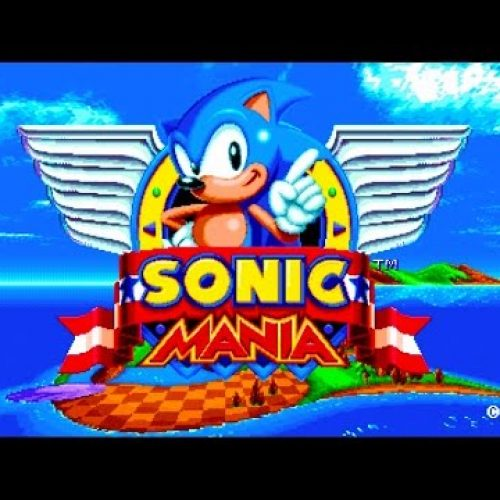 Polygon shows off first 12 minutes of Sonic Mania