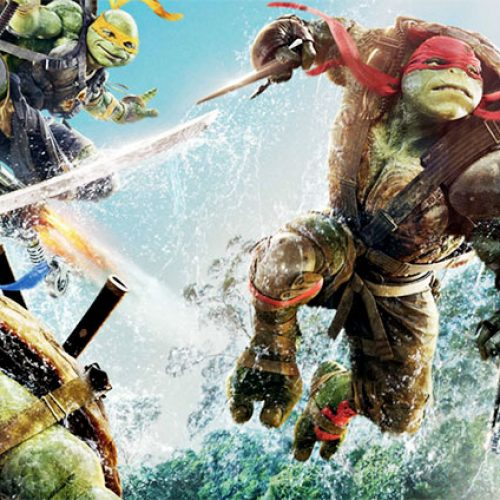 Teenage Mutant Ninja Turtles: Out of the Shadows – Blu-ray Review