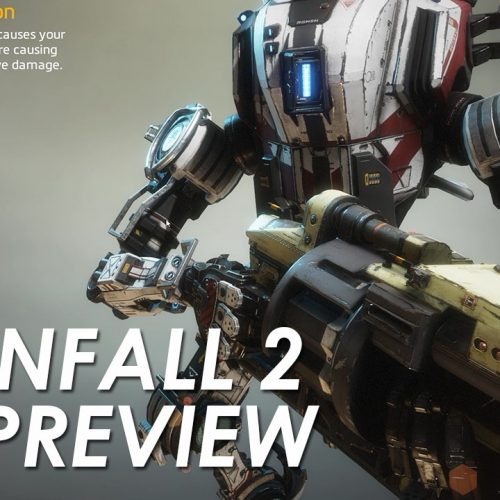Testing out Titanfall 2's new modes, maps and Titans (preview)