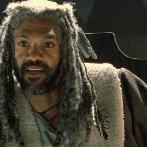 The Walking Dead: Meet King Ezekiel