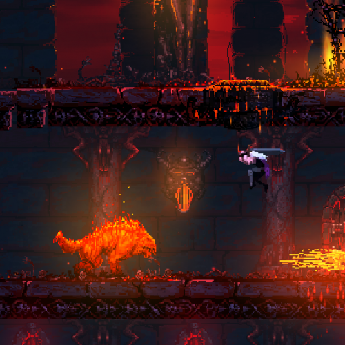 Slain: Back from Hell review – Retro platforming with a Metal twist