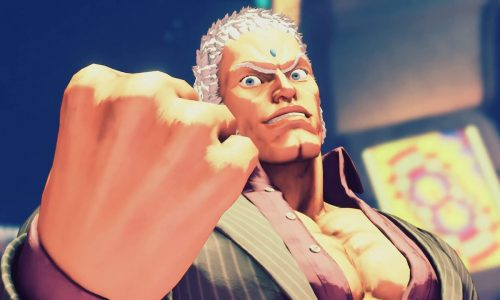 Urien for Street Fighter 5 released in latest update
