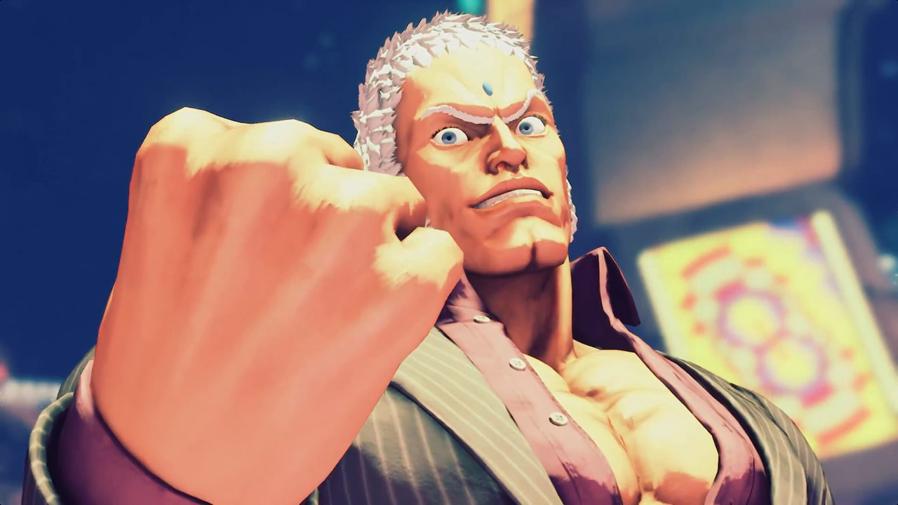 Urien for Street Fighter 5 released in latest update ...