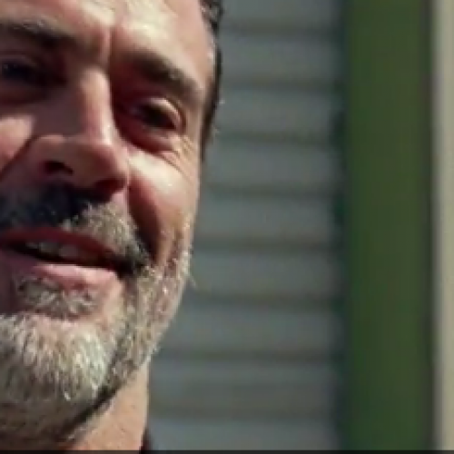 "The Walking Dead releases Negan promo ""I am everywhere"""
