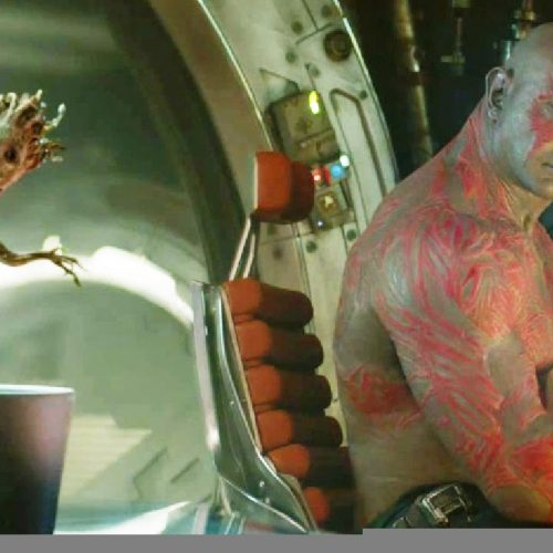 Director James Gunn addresses baby Groot's voice in Guardians of the Galaxy Vol. 2