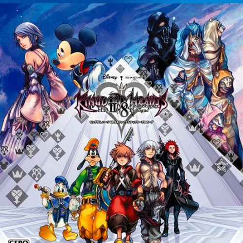 Kingdom Hearts HD II.8 Final Chapter Prologue coming in January