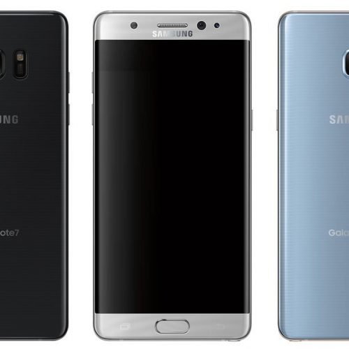 Samsung Note7 Safety Recall in effect