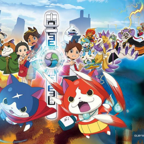 Get a free Yo-Kai Watch movie ticket at GameStop