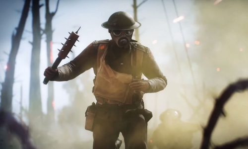 DICE and EA announce new Frontlines mode coming to Battlefield 1