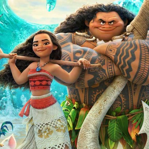 New poster for Disney's Moana released