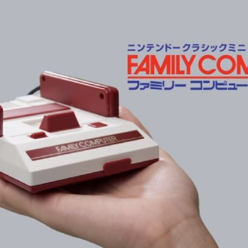 Japan will see its own Nintendo Classic system with 30 built-in games