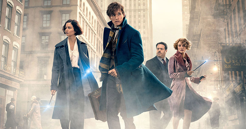 Fantastic Beasts and Where to Find Them - Poster #2