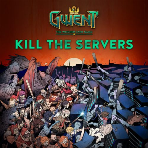 Test out Gwent before Closed Beta and help CD Projekt Red 'kill the servers'