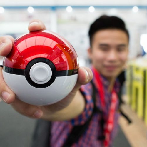 The ultimate Pokemon Go accessory – the Poke Ball battery